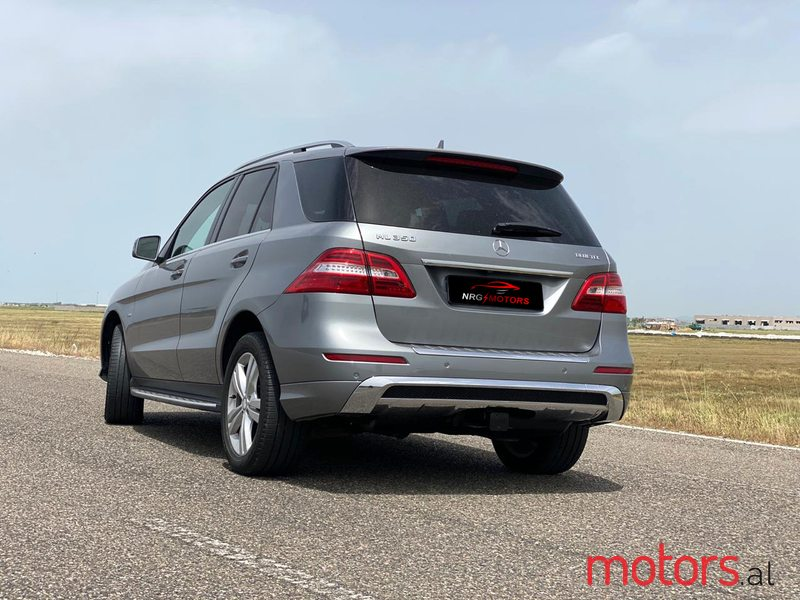 2012 Mercedes-Benz ML 350 in Durres, Albania - 5