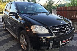 2006' Mercedes-Benz ML 320