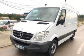 2011' Mercedes-Benz Sprinter