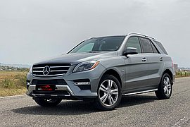 2012' Mercedes-Benz ML 350