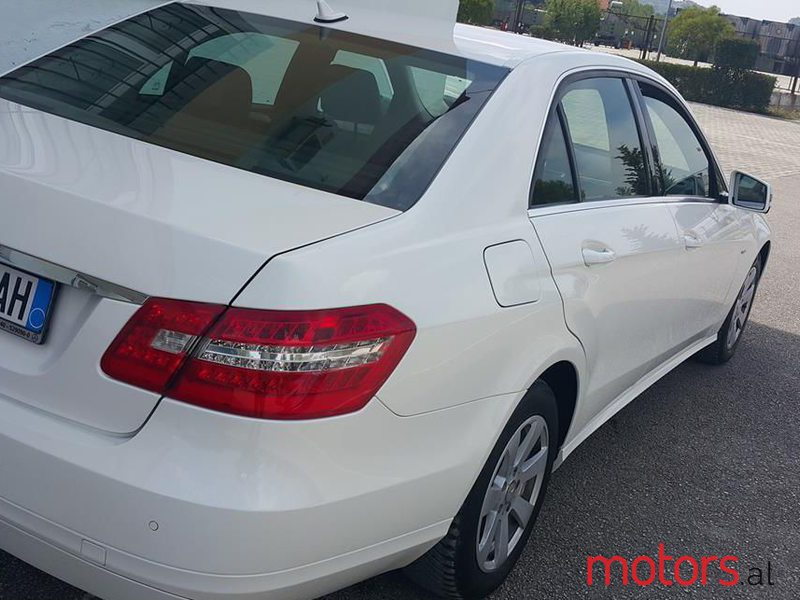 2013 Mercedes-Benz E 200 in Tirane, Albania