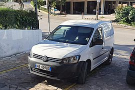 2011' Volkswagen Caddy