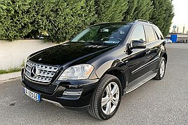2011' Mercedes-Benz ML 350