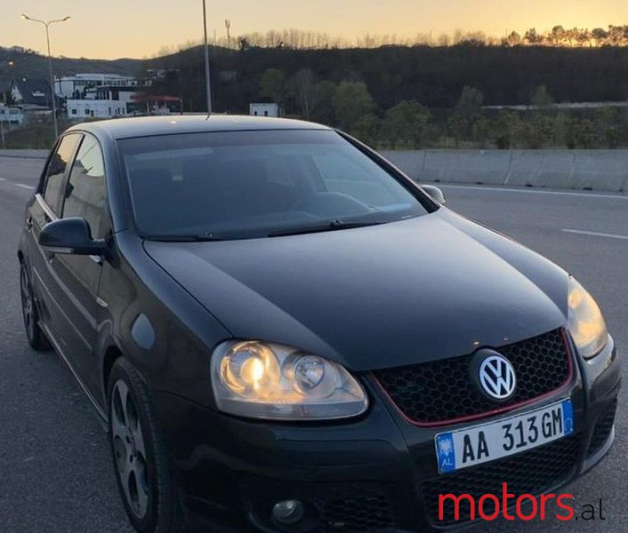 2006 Volkswagen Golf in Tirane, Albania
