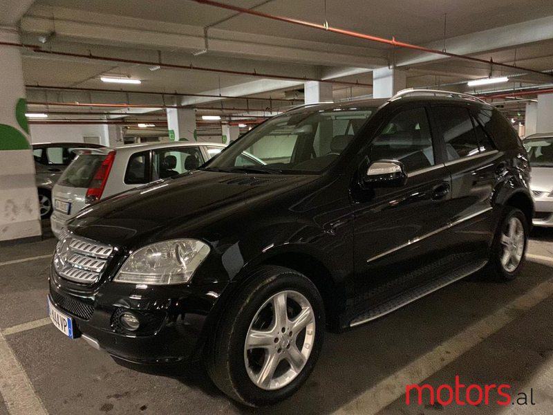 2007 Mercedes-Benz ML 320 in Tirane, Albania