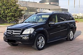 2008' Mercedes-Benz GL 320