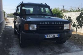 2000' Land Rover Discovery
