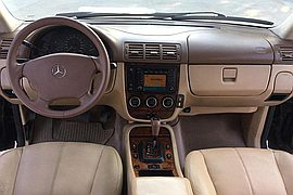 2001' Mercedes-Benz ML 270