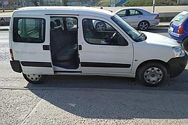 2010' Citroen Berlingo