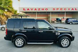 2008' Land Rover Discovery