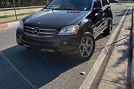2007' Mercedes-Benz ML 320