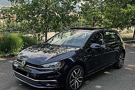 2018' Volkswagen Golf