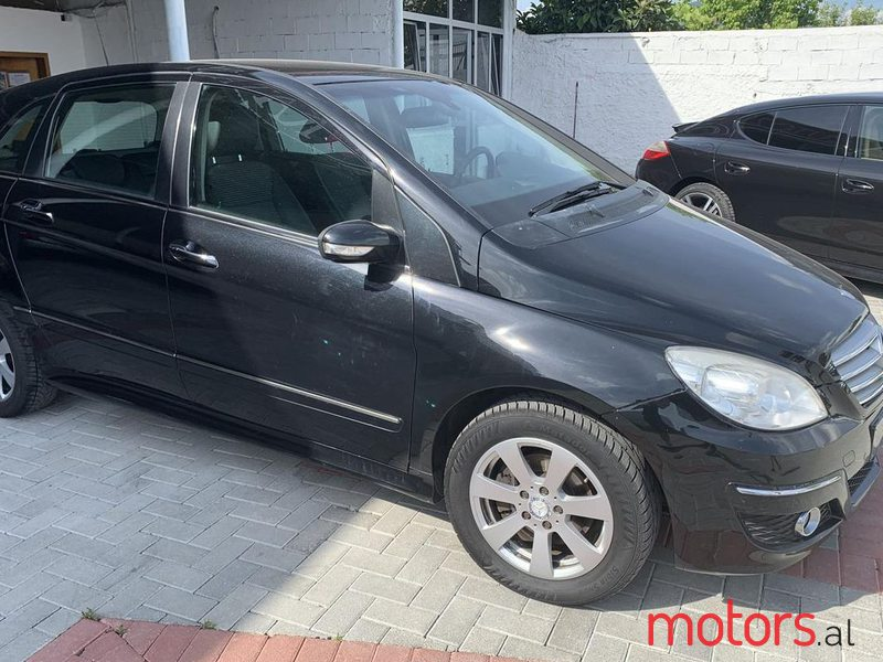 2007 Mercedes-Benz B 200 in Elbasan, Albania
