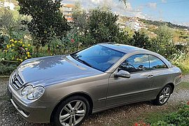 2006' Mercedes-Benz CLK 320