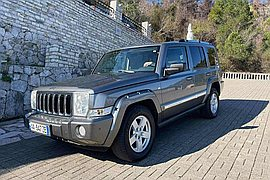 2006' Jeep Commander