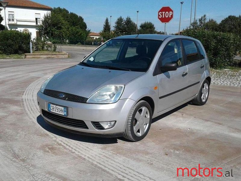 2003 39 ford fiesta for sale 1 980 fiesta durres albania. Black Bedroom Furniture Sets. Home Design Ideas