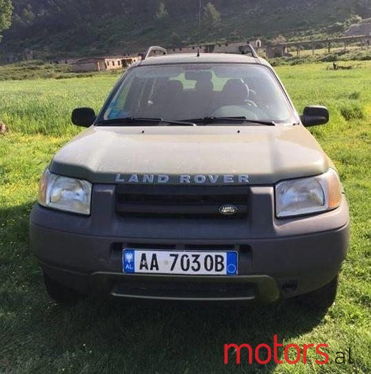 2000' Land Rover Freelander For Sale