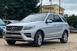 2013' Mercedes-Benz ML 350