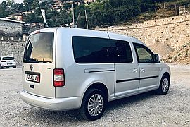 2007' Volkswagen Caddy