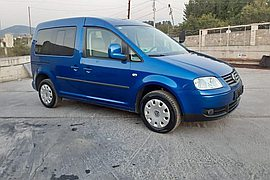 2010' Volkswagen Caddy