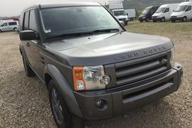 2007' Land Rover Discovery