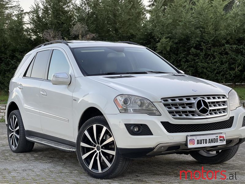 2010 Mercedes-Benz ML 320 in Tirane, Albania
