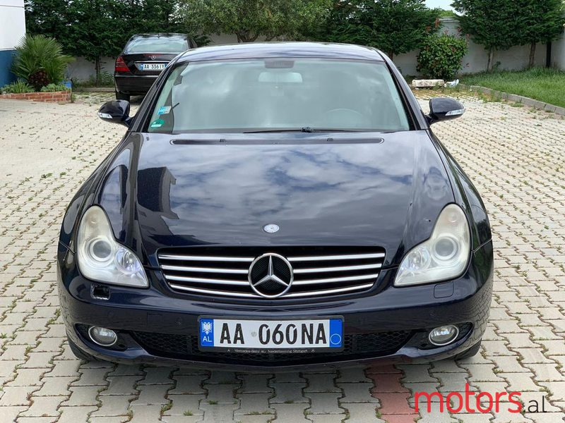 2008 Mercedes-Benz CLS 320 in Fier, Albania