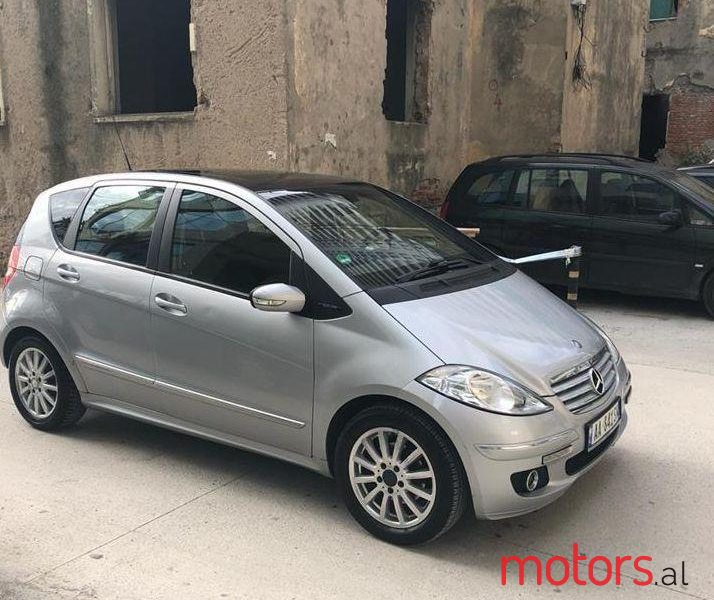 2006 Mercedes-Benz A 170 in Durres, Albania