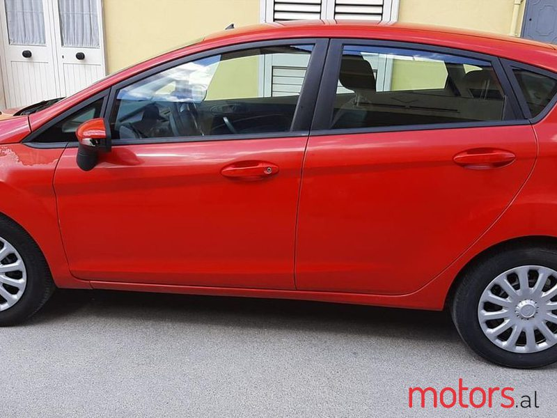 2010 Ford Fiesta in Fier, Albania