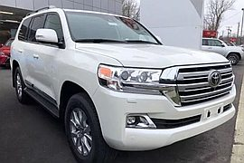 2019' Toyota Land Cruiser