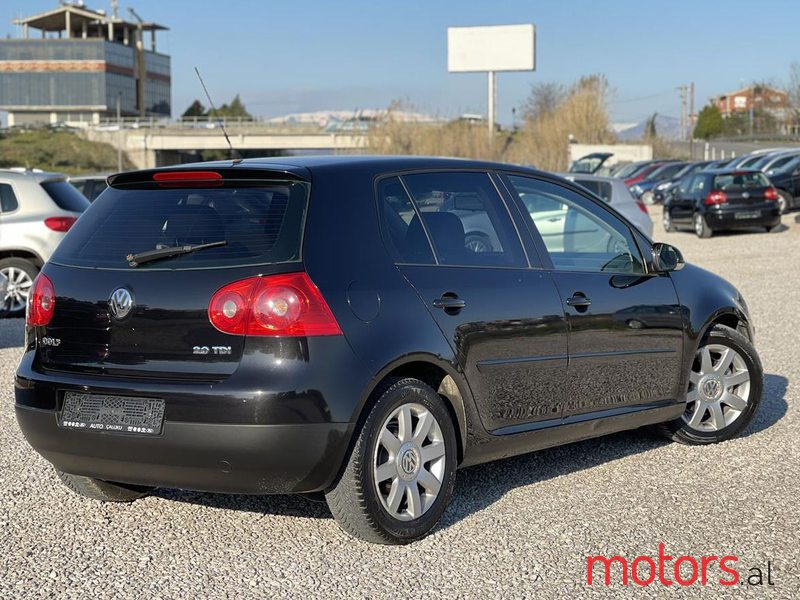 2006 Volkswagen Golf in Durres, Albania - 3