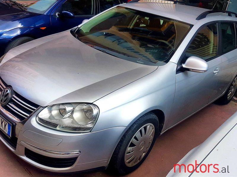 2009 Volkswagen Golf in Tirane, Albania