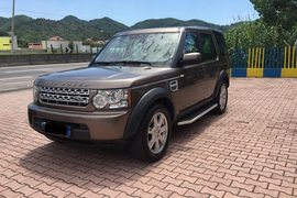 2011' Land Rover Discovery