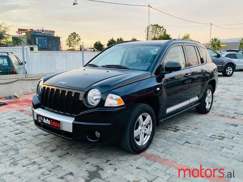 2010 Jeep Compass in Tirane, Albania