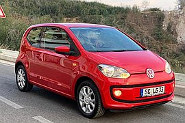 2012' Volkswagen Up!