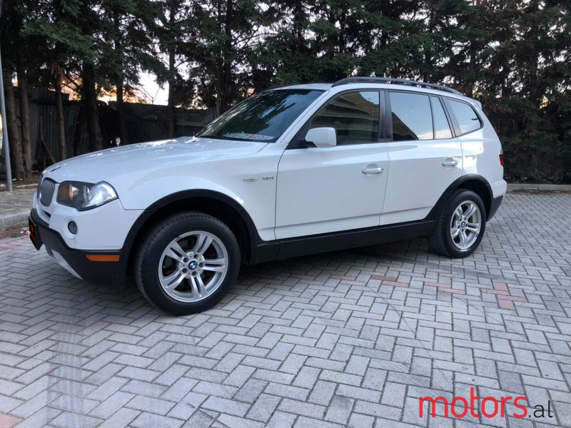 2008 BMW X3 in Durres, Albania