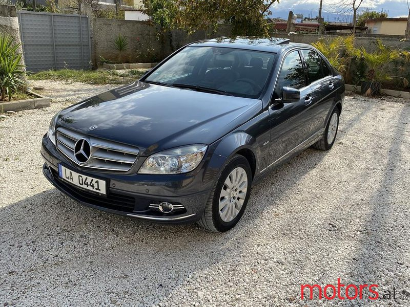 2008 Mercedes-Benz C 200 in Vlore, Albania