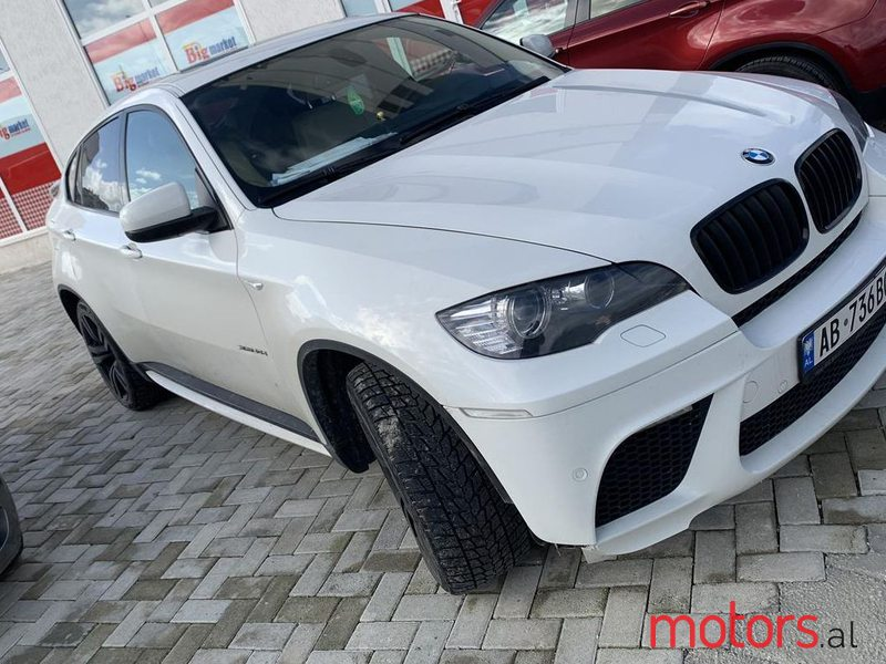 2010 BMW X6 in Durres, Albania