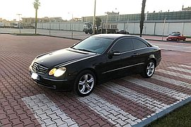 2005' Mercedes-Benz CLK 270