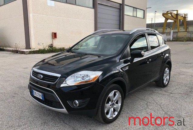 2012 Ford Kuga in Durres, Albania