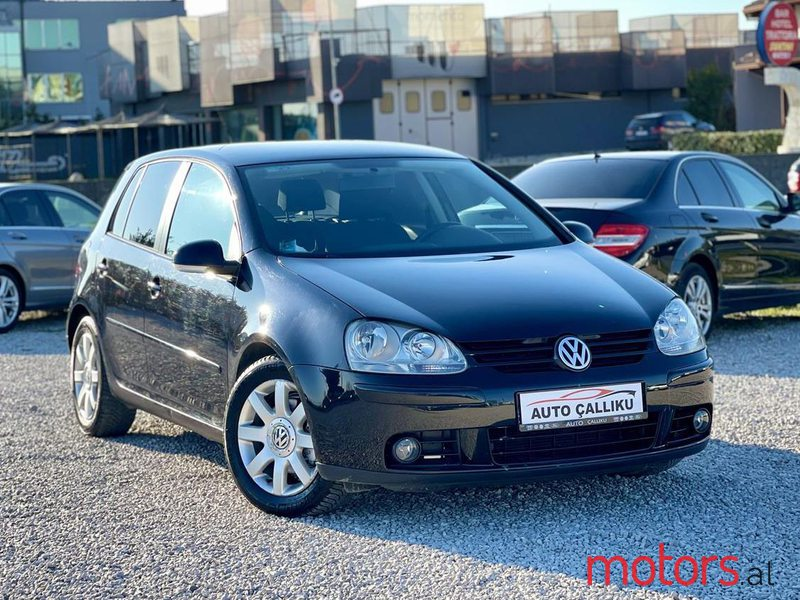 2006 Volkswagen Golf in Durres, Albania
