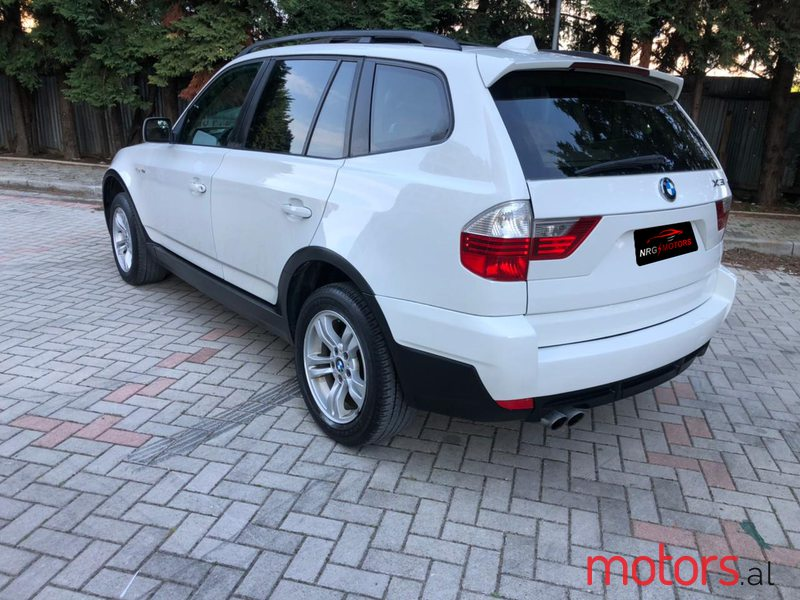 2008 BMW X3 in Durres, Albania - 3